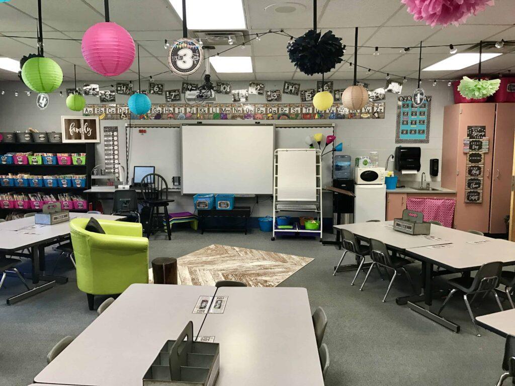 Classroom Reveal 2017 2018