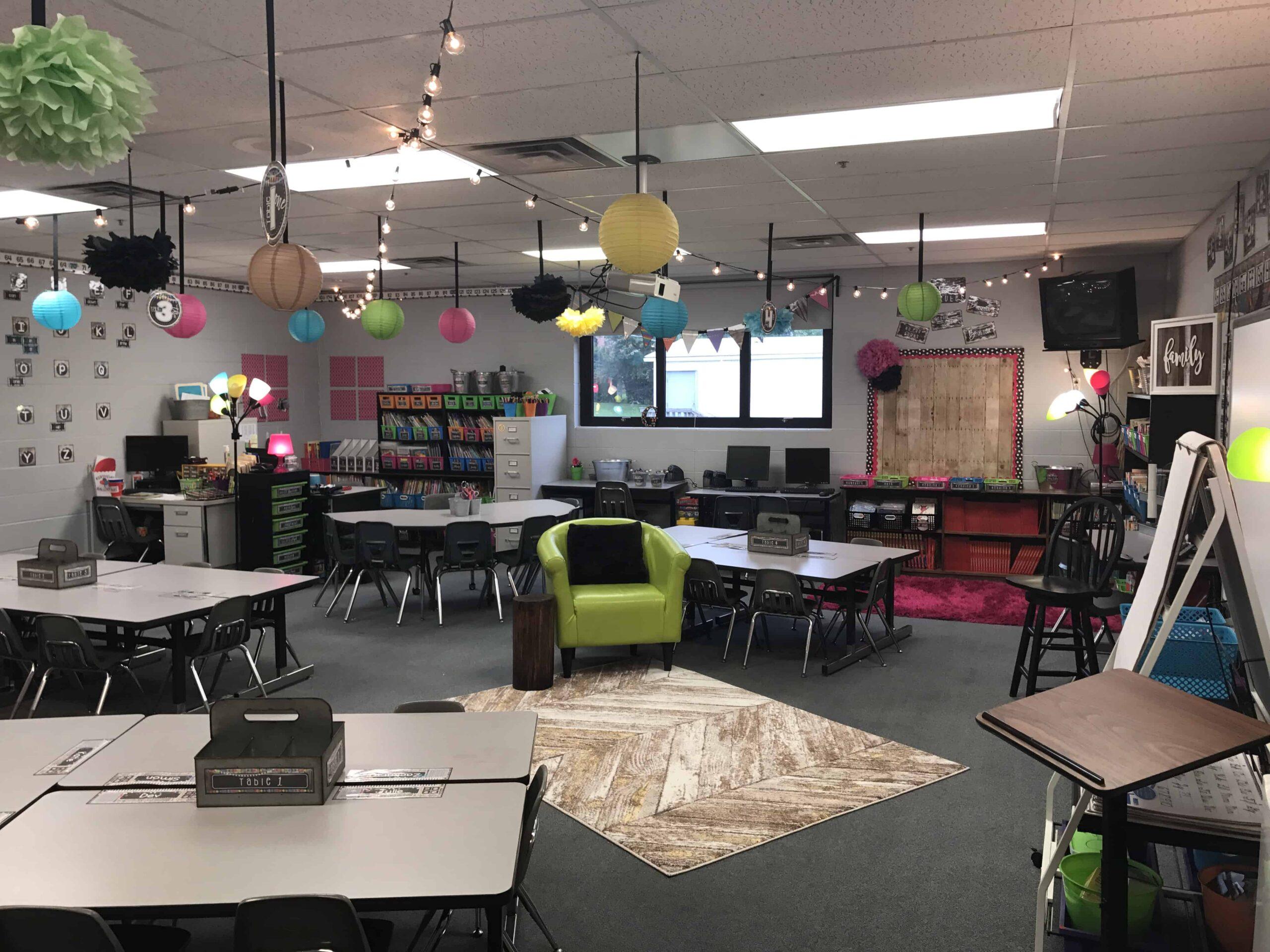 Classroom Reveal {2017-2018}