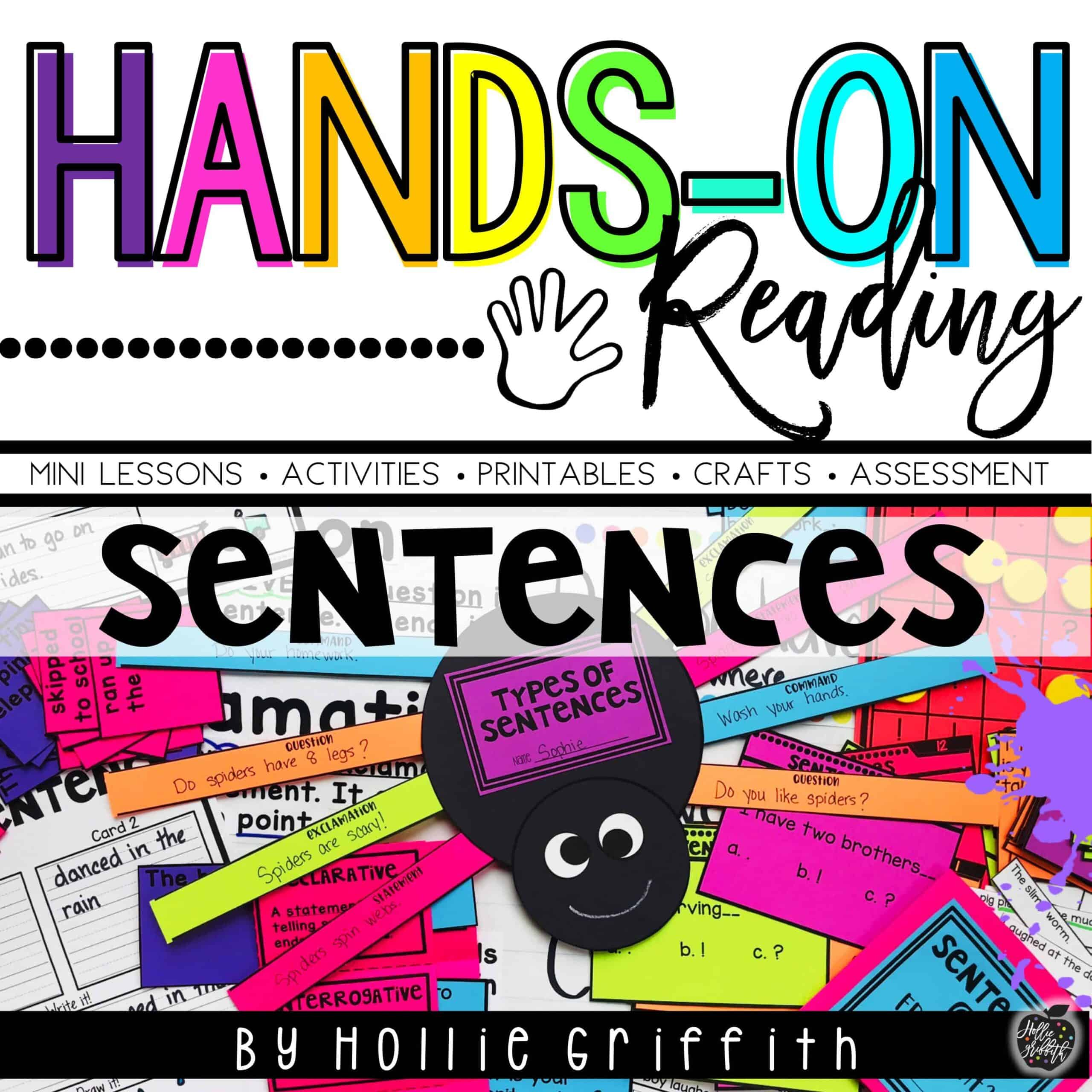 Building Sentences, Expanding Sentences & Types of Sentences