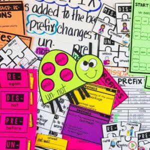 Teaching Prefixes