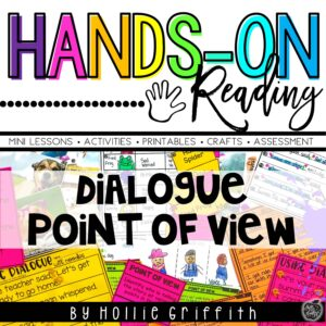 Teaching Dialogue and Point of View