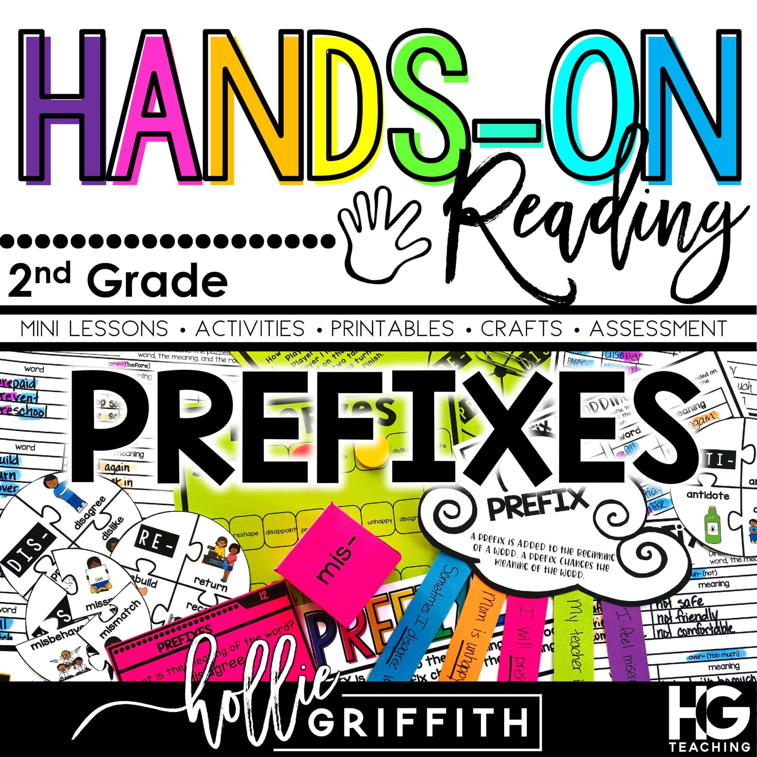 Activities to Teach Prefixes